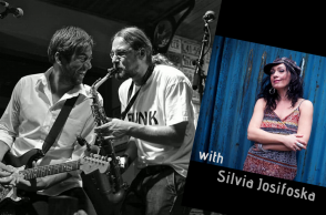 GAPA & Mečiar Blues Connection with Silvia Josifoska